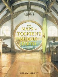 The Maps of Tolkien\'s Middle Earth - Brian Sibley, John Howe