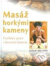Masáž horkými kameny - Leslie Bruder