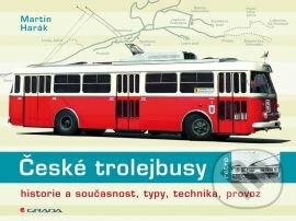 České trolejbusy - Martin Harák