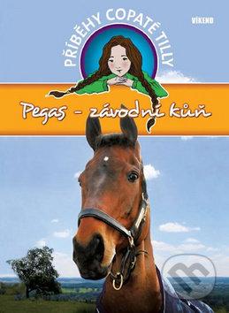 Příběhy copaté Tilly 7: Pegas - Závodní kůň - Pippa Funnell