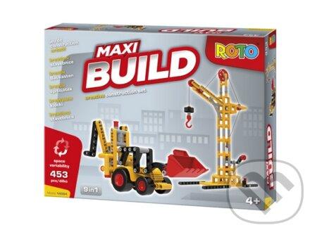 Maxi BUILD -