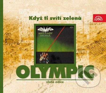 Olympic : Když ti svítí zelená Zlatá edice - Olympic