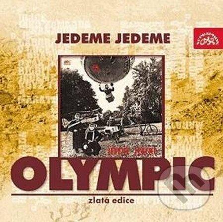 Olympic: Jedeme jedeme Zlatá edice - Olympic