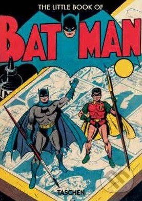 The Little Book of Batman - Paul Levitz