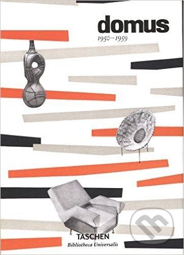 Domus 1950-1959 - Charlotte Fiell, Peter Fiell
