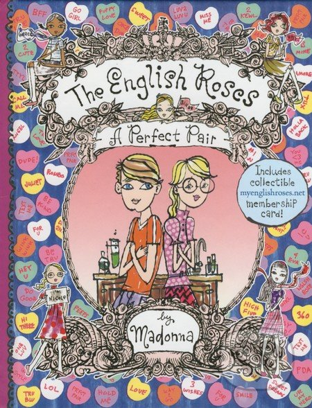 The English Roses: A Perfect Pair - Madonna