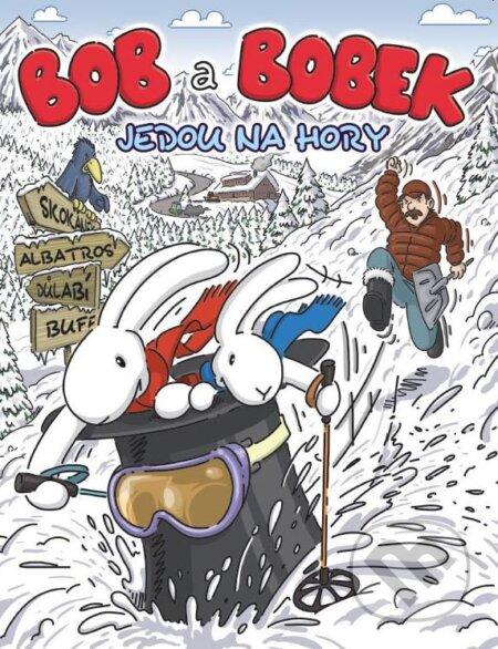 Bob a Bobek jedou na hory -