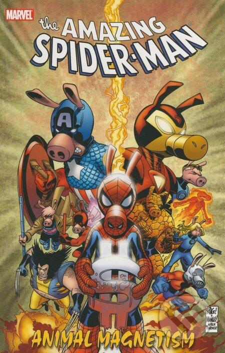 The Amazing Spider-Man - Stuart Moore, Tom Defalco a kolektív