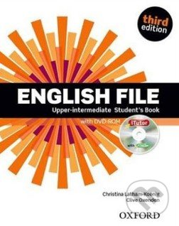 New English File - Upper-intermediate - Student\'s Book - Christina Latham-Koenig, Clive Oxenden