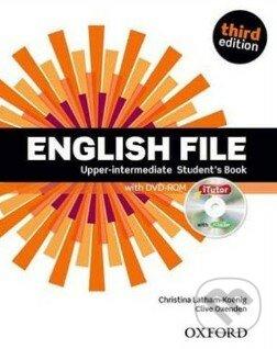 New English File - Upper-intermediate - Student\'s Book - Christina Latham-Koenig, Clive Oxenden