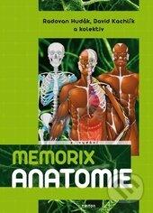 Memorix anatomie - Radovan Hudák, David Kachlík