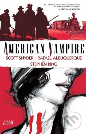 American Vampire (Volume 1) - Scott Snyder