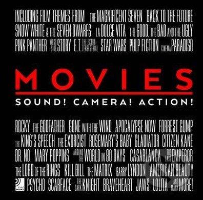 Movies: Sounds! Camera! Action! - René Valjeur, Stefanie Breitbarth