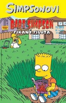 Bart Simpson: Fikaný filuta - Matt Groening