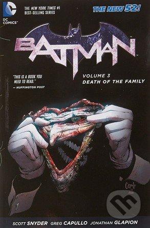 Batman: Death of the Family - Greg Capullo, Scott Snyder