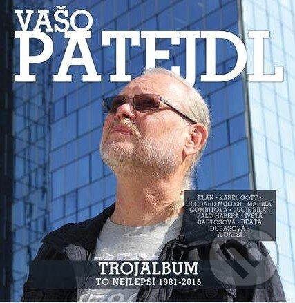 Vašo Patejdl: Trojalbum - Vašo Patejdl