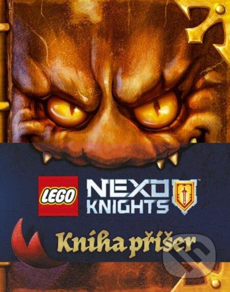 LEGO NEXO KNIGHTS: Kniha příšer -