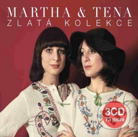 Martha & Tena Elefteriadu: Zlatá kolekce - Martha & Tena Elefteriadu
