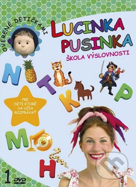 Lucinka Pusinka 1. DVD