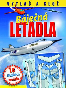 Báječná letadla -