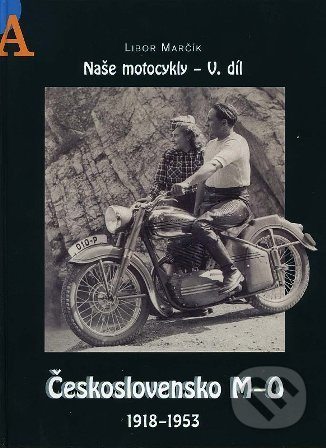 Naše motocykly V. - Libor Marčík