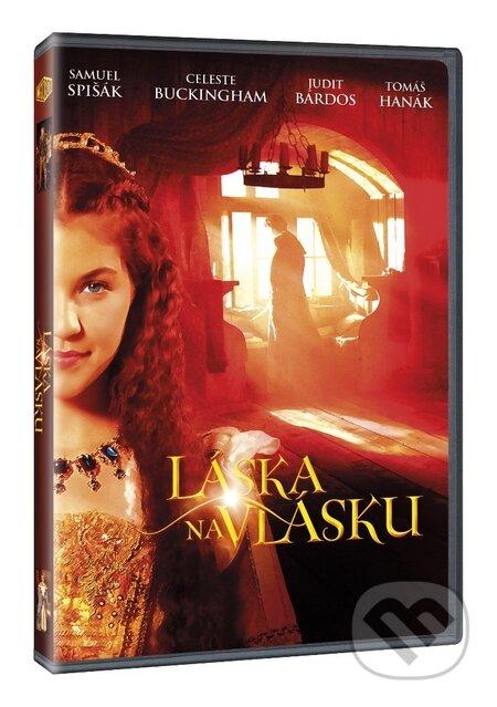 Láska na vlásku DVD