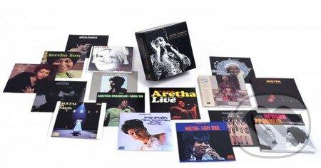 Aretha Franklin: The Atlantic Albums Collection - Aretha Franklin