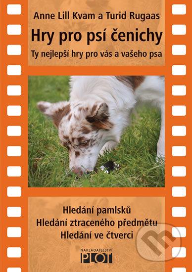 Hry pro psí čenichy DVD