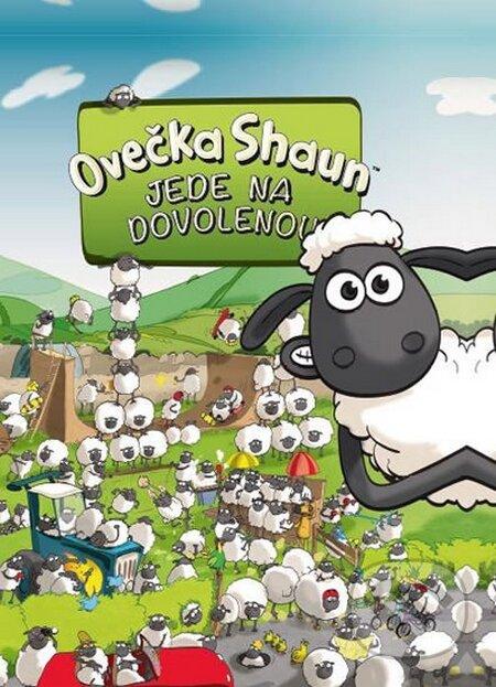 Ovečka Shaun jede na dovolenou -