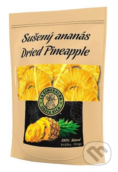 Sušený ananás La Esmeralda - Costa Rica