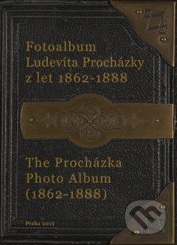 Fotoalbum Ludevíta Procházky - Jiří Kroupa, Jana Vojtěšková