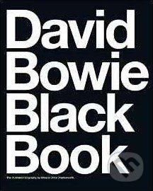 David Bowie Black Book - Chris Charlesworth