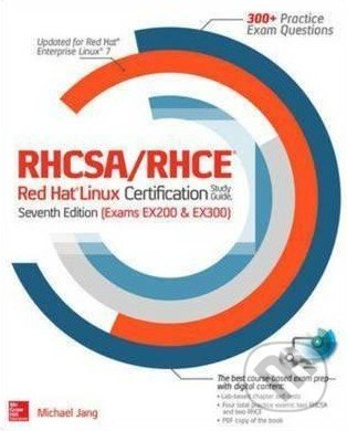 RHCSA/RHCE Red Hat Linux Certification Study Guide - Michael Jang