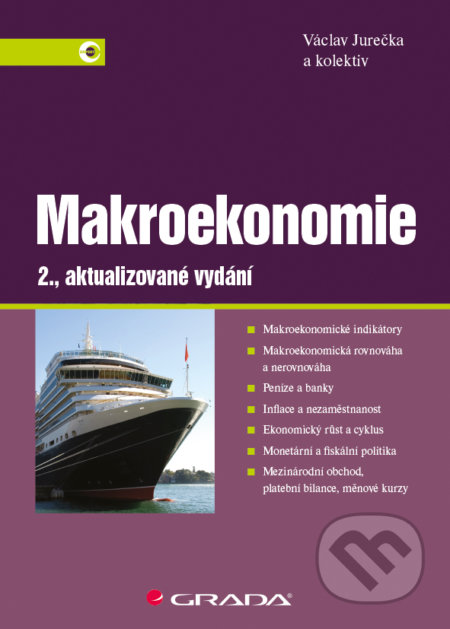 Makroekonomie - Václav Jurečka a kolektiv