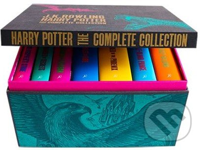 Harry Potter (Adult Hardback Box Set) - J.K. Rowling