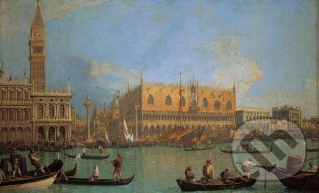 Pohľad na Benátky -