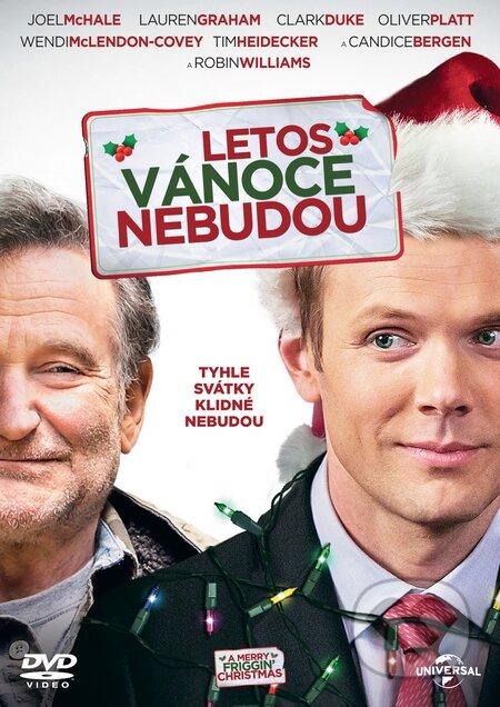 Letos Vánoce nebudou DVD