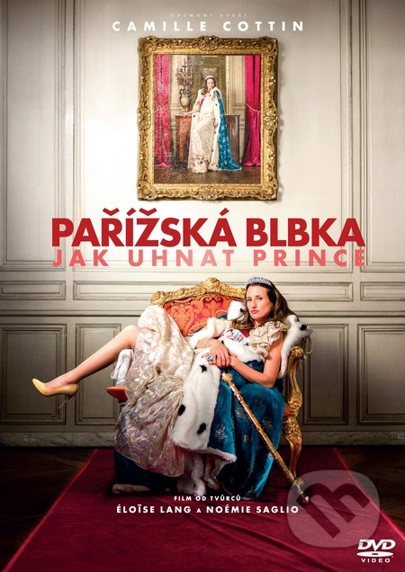 Pařížská blbka DVD
