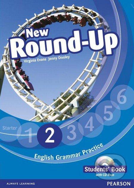 New Round-Up 2: Students\' Book - Virginia Evans, Jenny Dooley