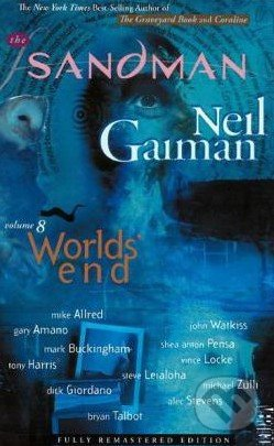 The Sandman: World\'s End - Neil Gaiman
