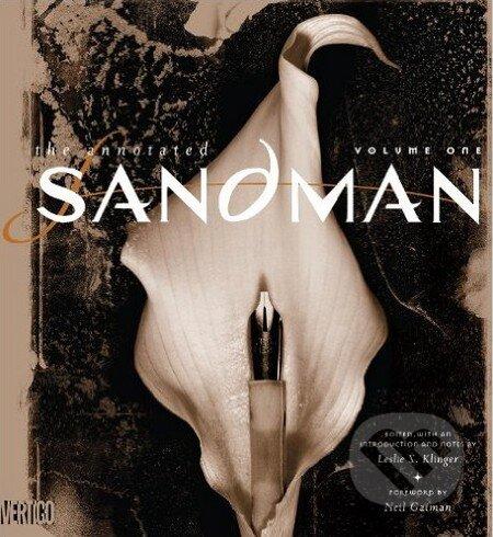 The Annotated Sandman (Volume 1) - Leslie S. Klinger, Neil Gaiman