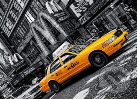 NY taxi -