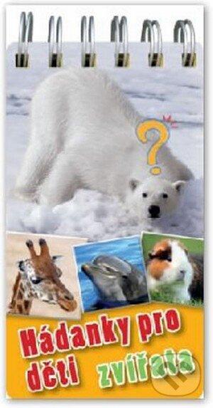 Hádanky pro děti - Zvířata -