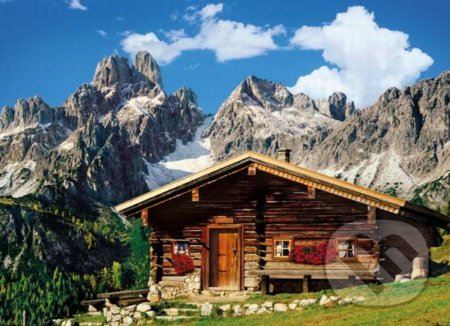 The mountain house, Austria -