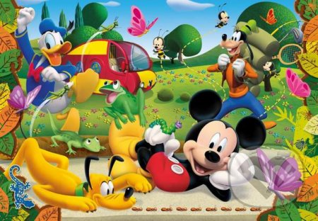 Mickey Mouse Club House -