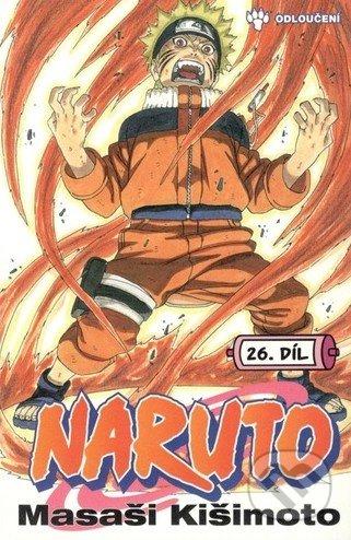 Naruto 26: Odloučení - Masaši Kišimoto