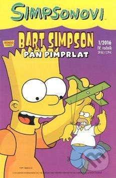 Bart Simpson: Pán pimprlat - Matt Groening