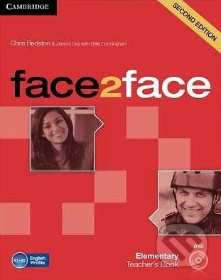 Cambridge University Press Face2Face: Elementary - Teacher's Book - Chris Redston, Jeremy Day, Gillie Cunningham