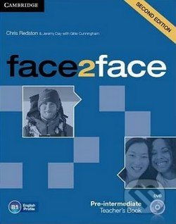 Face2Face: Pre-intermediate - Teacher\'s Book - Chris Redston, Jeremy Day