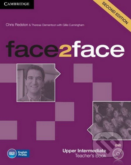 Face2Face: Upper Intermediate -Teacher\'s Book - Chris Redston